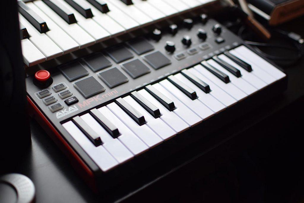 leren produceren met melodie en harmonie